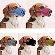 justerbar nylon hund snute for kjæledyr hunder