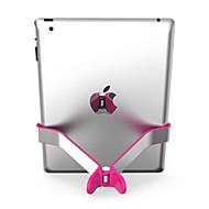 Clip portatile con il basamento di protezione in silicone Progettato per iPad (colori assortiti)