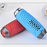 Waterdichte Sport Bluetooth Speaker Phone NFC Shaking The Next Song FM / TF / MIC met Mobile Power Supply