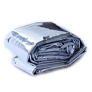 Outdoor Camping Survive Thermal Sleeping Bag Biwak Sack Silver (100cmx200cm)