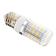 4W E14 / GU10 / E26/E27 Bombillas LED de Mazorca T 36 SMD 5730 300 lm Blanco Cálido Regulable AC 100-240 V