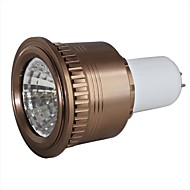 GU5.3(MR16) 5W 1 COB 450LM LM Warm White / Cool White Dimmable LED Spotlight AC 100-240 V