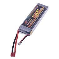 Fuoco Bull 5200mAh 7.4V alto tasso di scarico Li-Po Batteria per RC