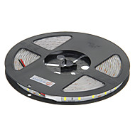 Vanntett 5M 120W 300x5630 SMD Cool White Light LED Strip lampe (DC 12V)
