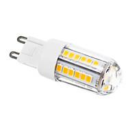 G9 3W 42 SMD 2835 460 LM Warm White T LED Corn Lights AC 220-240 V