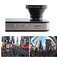 180 Degree Fish Eye Lens for Samsung S3/S4/S5/N7000/N7100/N9000 Mobile Phones/Cellphones
