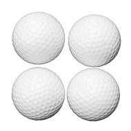1 Pc Distância bola de golfe de duas peças-Ball