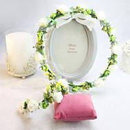 Damen Blumenmädchen Seide Kopfschmuck-Hochzeit Besondere Anlässe Kränze