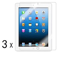 [3-Pack] High Quality Premium Anti-Glare Screen Protector for iPad 2/3/4