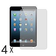 Premium klare Schutzfolie für iPad mini 3 ipad mini 2 ipad mini (4 Stück)