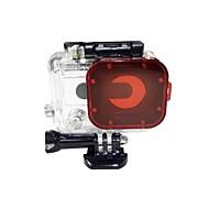 Προστατευτική θήκη Dive Φίλτρο Για την Gopro 5 Gopro 3 Gopro 2 βαρκάδα Καγιάκ Wakeboarding Κατάδυση Σέρφινγκ