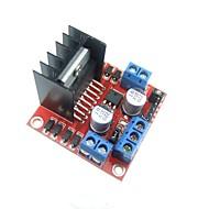 L298N Dual H Bridge Stepper Motor driver Controller Board Modul til Arduino UNO MEGA R3 Mega2560 Duemilanove Nano Robot