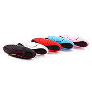hoogwaardige ondersteuning qfx tf / aux / usb / fm oplaadbare mini bluetooth luidspreker met ingebouwde microfoon