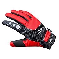 NUCKILY® Aktivitets- / Sportshandsker Cykelhandsker Motorcykelhandsker Hold Varm Vandtæt Vindtæt Anti-skrid Fuld Finger Cykelhandsker