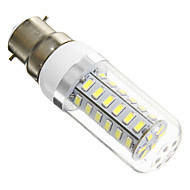 B22 6 W 42 SMD 5730 420 LM Cool White Corn Bulbs AC 220-240 V