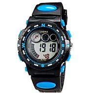 Children Multifunction LED Digital Sports Wrist Watch 30m Waterproof