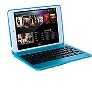 ultratynne bluetooth tastatur tilfelle for ipad mini tre ipad mini 2 ipad mini