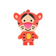 ZP tigre cartoon carattere usb flash drive 16gb