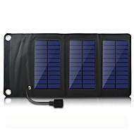 USB 5V výstup přenosný& skládací solární panel nabíječka pro iphone6 / 6plus / 5s Samsung S4 / 5 HTC a další mobilní zařízení