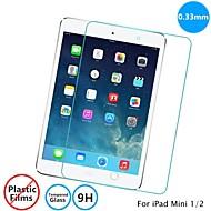 topcel protetor de tela 0,33 milímetros ™ para iPad mini-3 mini-iPad 2 iPad mini w / pano de microfibra