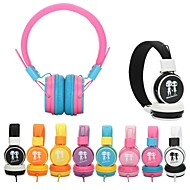 YongLe EP-15 Headphone 3.5mm Over Ear Classic Stereo with Microphone for Phones(Assorted Colors)