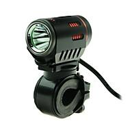 Eclairage de Velo , Eclairage Avant de Vélo - 4 ou Plus Mode 1100 Lumens Etanche / Rechargeable / Résistant aux impacts 18650 Batterie