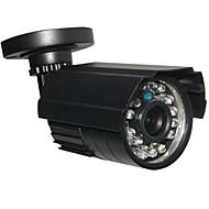 Cctv hd 24ir 900tvl cmos ir-cut Tag / Nacht wasserdichte Haussicherheitskamera mit Klammer