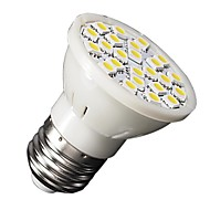 3W GU10 / E26/E27 LED Spotlight MR16 24 SMD 5050 210-240 lm Warm White / Cool White AC 220-240 V