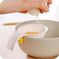 mini tojássárgája fehér elválasztó szilikon tartó konyhai eszköz tojás elválasztó