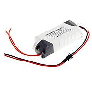 0.3a 13-18w dc 35-70v do obecnego zewnętrznego stałego kierowcy zasilanie AC 85-265V lampa LED na panelu