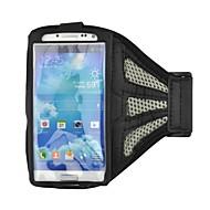 Sport działa armband skrzynki pokrywy zespołu uchwyt ramię Pokrowiec do Samsung Galaxy S4 S5