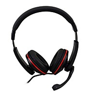 Salar A500i Head-mounted Puckering Headphones Headset Voice Calls