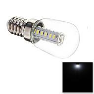 3W E14 LED-lampa T 25 SMD 3014 180-210 lm Kallvit Dekorativ AC 220-240 V