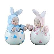 Rocking Rabbit Doll,8 Sound Music Box