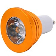 GU10 - 3 Spotlights (RGB , Remote-kontrolleret) 180 lm- AC 85-265
