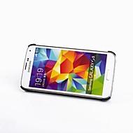 4200 mAh ekstern backup batterioplader Taske til Samsung Galaxy S5 (sort)