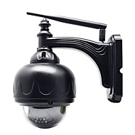 Videocamera di sorveglianeza di Easyn®, per esterni, PTZ 1.3 MP, zoom digitale 3X, wireless, visione notturna