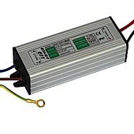 jiawen® 20w 600mA førte strømforsyning førte konstant strøm driver strømkilde (dc 28-36v output)