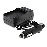 autolader + lader voor Samsung L226 (input 100v / 240v, output 4,2 V / 600mA)
