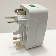 Universal US EU AU to UK Ac Power Plug Adapter Travel Converter