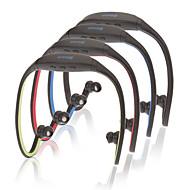 سماعة بلوتوث مشبك الأذن مع الميكروفون، وإلغاء الضوضاء الرياضية للهاتف المحمول