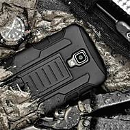 Varten Samsung Galaxy kotelo Iskunkestävä / Vedenkestävä / Pölynkestävä / Tuella Etui Takakuori Etui Panssari PC Samsung S4