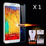 ultieme schokdemping screen protector voor Samsung Galaxy Note 4