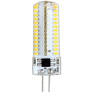 G4 5W 104x3014SMD 600LM 2800-3300K Warm White Light LED Corn Bulb (AC220-240V)