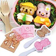 6pcs animali modelli DIY strumento stampo fingono giocare giocattoli educativi