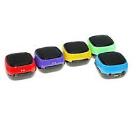 у-6 мини спикер Bluetooth Micro SD микрофон USB AUX FM портативный Handfree для IPhone Samsung и других сотовый телефон