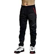 REALTOO® Pantaloni da ciclismo Per donna / Per uomo / Unisex Impermeabile / Tenere al caldo / Antivento / Fodera di vello / Anti-pioggia