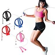 kylin velocidade crossfit esporte ™ fio Canle pular corda de pular comprimento ajustável coração cardio