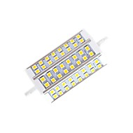 R7S 10 W 48 SMD 5050 650lm LM Warm White T Dimmable Corn Bulbs AC 220-240 V