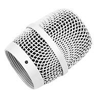Liangyun u-4500 gabinete malha microfone branco para microfone sem fio